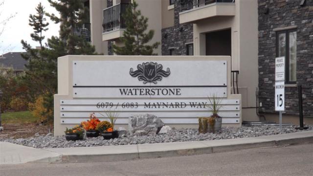 420 6083 Maynard Way, Edmonton, AB T6R 0S5 (#E4132913) :: The Foundry Real Estate Company