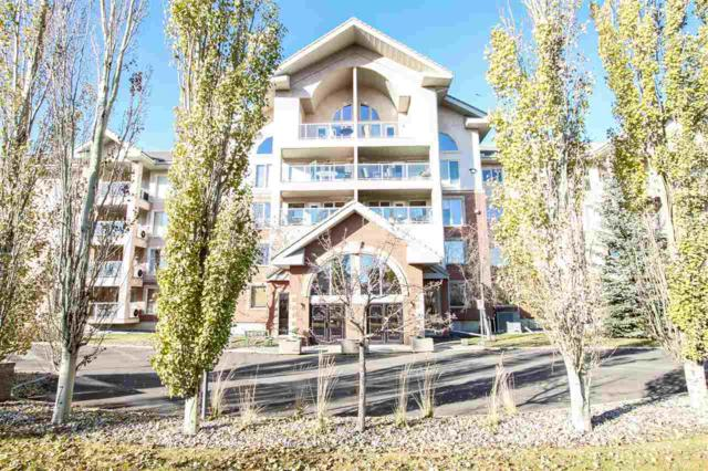 437 200 Bethel Drive, Sherwood Park, AB T8H 2C5 (#E4132917) :: The Foundry Real Estate Company