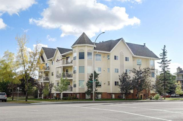 404 12205 111 Avenue, Edmonton, AB T5M 2N2 (#E4132918) :: GETJAKIE Realty Group Inc.
