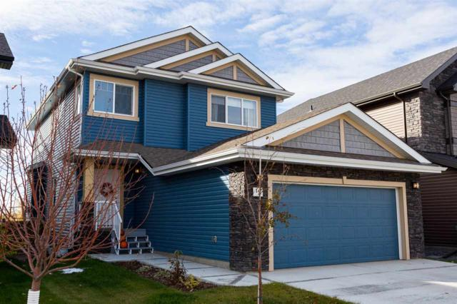 14 Elise Place, St. Albert, AB T8N 1R8 (#E4132930) :: The Foundry Real Estate Company