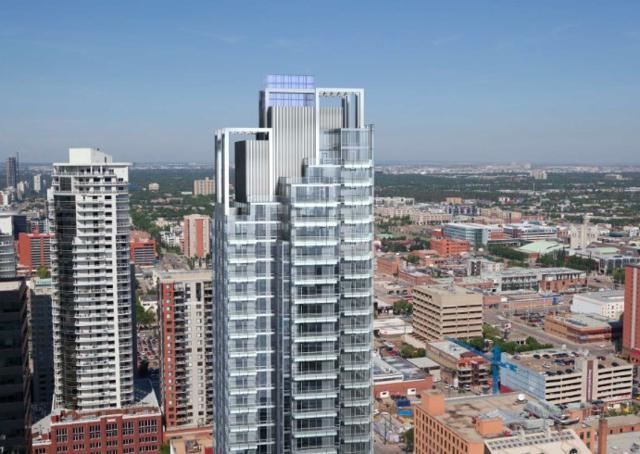 2100 10180 103 Street, Edmonton, AB T5J 3N9 (#E4132953) :: GETJAKIE Realty Group Inc.