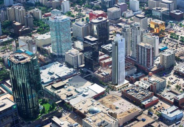 1902 10180 103 Street, Edmonton, AB T5J 3N9 (#E4132954) :: GETJAKIE Realty Group Inc.