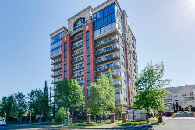 705 10319 111 Street, Edmonton, AB T5K 0A2 (#E4133014) :: GETJAKIE Realty Group Inc.