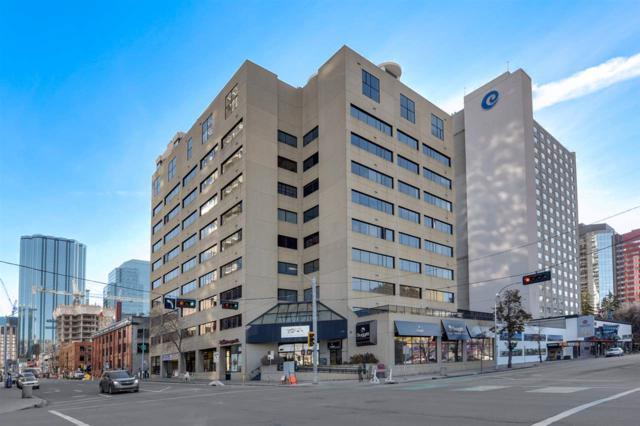 508 10179 105 Street, Edmonton, AB T5J 3N1 (#E4133089) :: GETJAKIE Realty Group Inc.