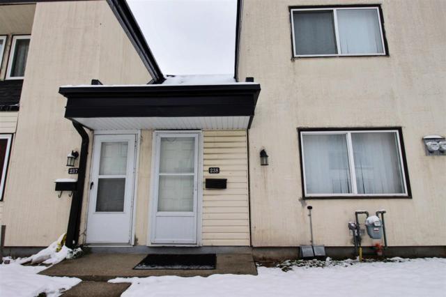 238 3307 116A Avenue, Edmonton, AB T5W 5J9 (#E4133139) :: The Foundry Real Estate Company