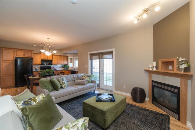 120 102 West Haven Drive, Leduc, AB T9E 0A2 (#E4133153) :: The Foundry Real Estate Company