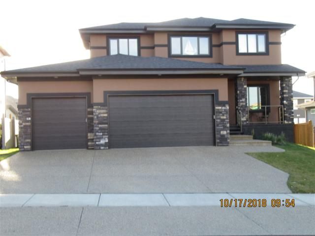 22 Lachance Drive, St. Albert, AB T8N 7R2 (#E4133217) :: The Foundry Real Estate Company