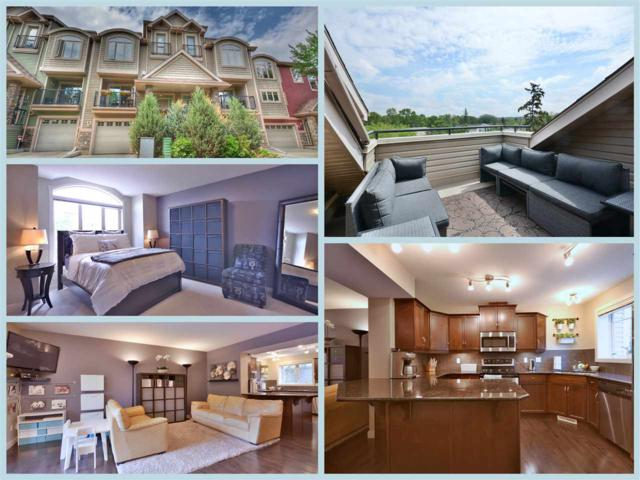 5 10240 90 Street, Edmonton, AB T5H 1S1 (#E4133357) :: The Foundry Real Estate Company