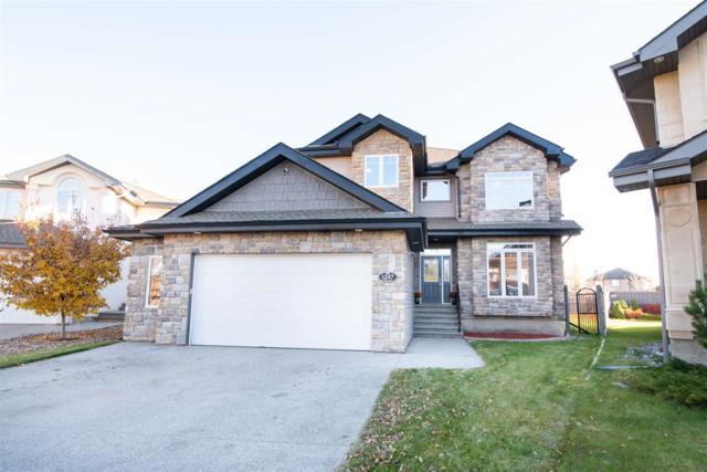1247 Tredger Court, Edmonton, AB T6R 0B1 (#E4133365) :: The Foundry Real Estate Company