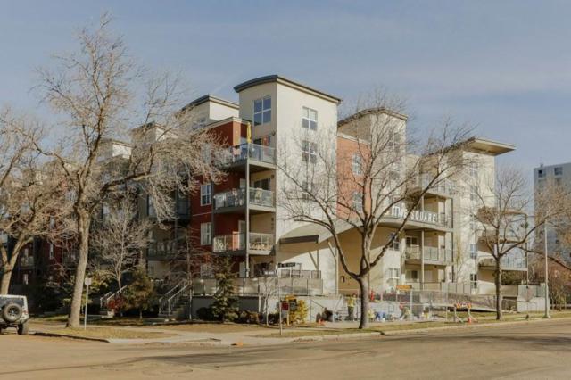 107 10118 106 Avenue, Edmonton, AB T5J 3S4 (#E4133484) :: The Foundry Real Estate Company