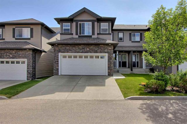 125 89 Rue Monette, Beaumont, AB T4X 1T7 (#E4133504) :: The Foundry Real Estate Company