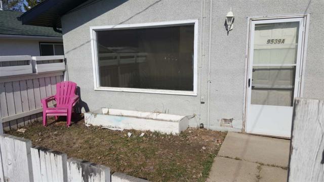 9539 To 9541 - 99 Avenue, Fort Saskatchewan, AB T8L 1R4 (#E4133510) :: The Foundry Real Estate Company