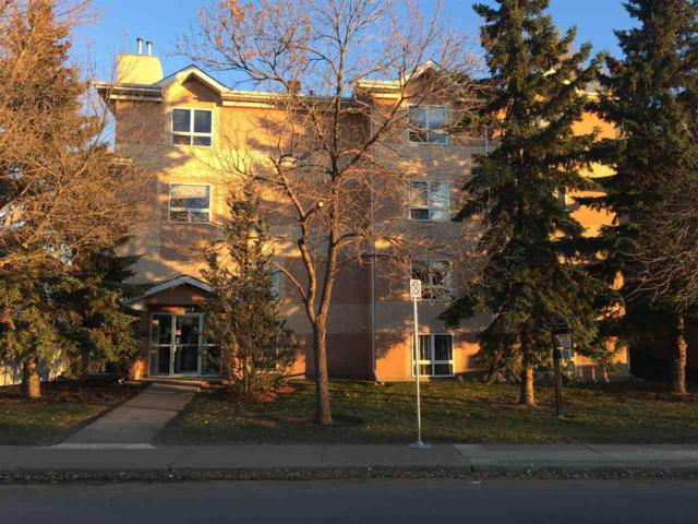 103 8811 106A Avenue, Edmonton, AB T5H 3Y7 (#E4133512) :: The Foundry Real Estate Company