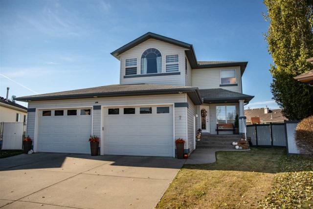 7 Deer Park Close, Spruce Grove, AB T7X 4B1 (#E4133526) :: The Foundry Real Estate Company