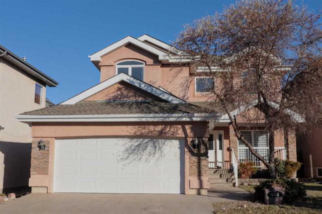 914 Thompson Place, Edmonton, AB T6R 3K4 (#E4133896) :: The Foundry Real Estate Company