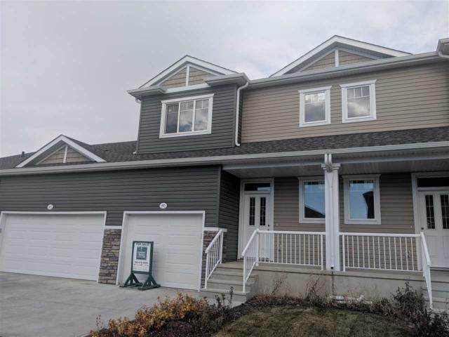 61 18230 104A Street, Edmonton, AB T5X 0G9 (#E4134017) :: The Foundry Real Estate Company