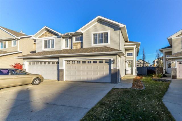 1508 Mcmillian Place, Edmonton, AB T6W 1V7 (#E4134027) :: The Foundry Real Estate Company