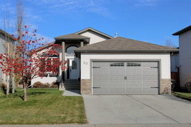 30 Deer Park Boulevard, Spruce Grove, AB T7X 4M2 (#E4134062) :: The Foundry Real Estate Company
