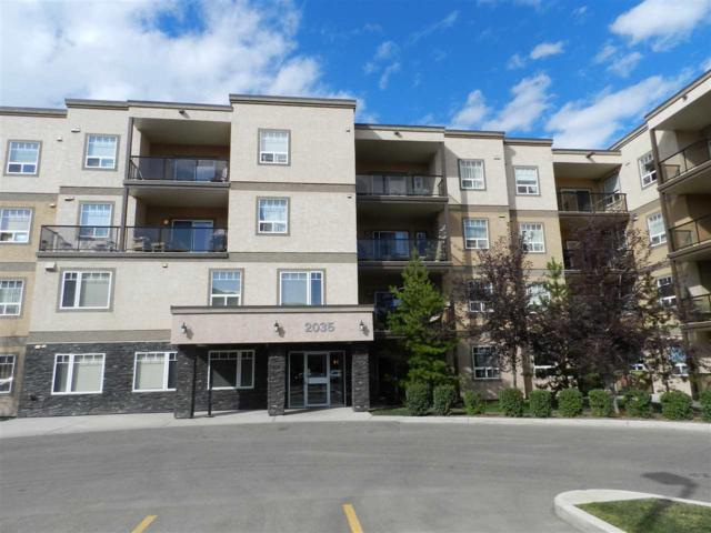 422 2035 Grantham Court, Edmonton, AB T5T 3X4 (#E4134250) :: The Foundry Real Estate Company