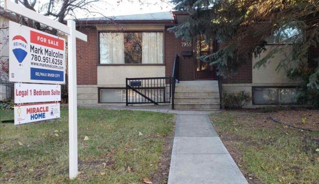 7955 80 Avenue, Edmonton, AB T6C 0S5 (#E4134255) :: The Foundry Real Estate Company
