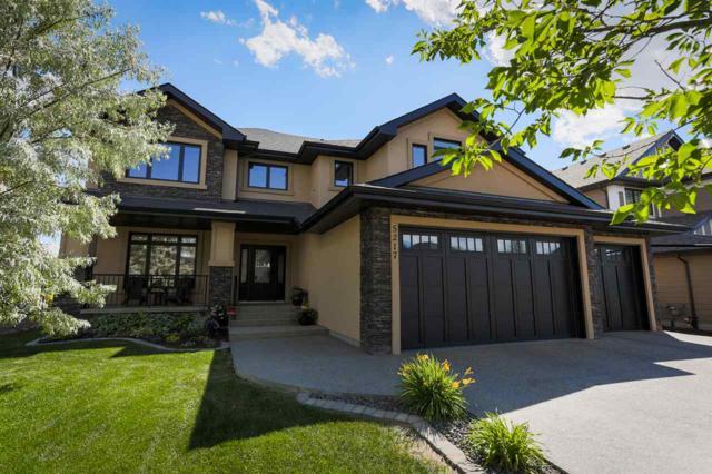 5217 Mullen Crest, Edmonton, AB T6R 0R2 (#E4134335) :: The Foundry Real Estate Company