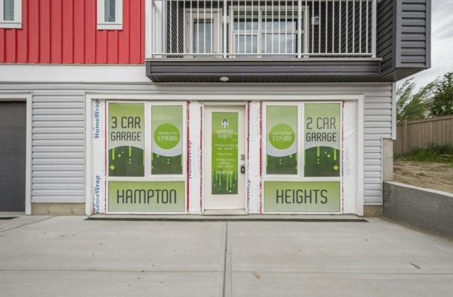 29 1631 Hammond Crescent, Edmonton, AB T6M 0L8 (#E4134411) :: The Foundry Real Estate Company