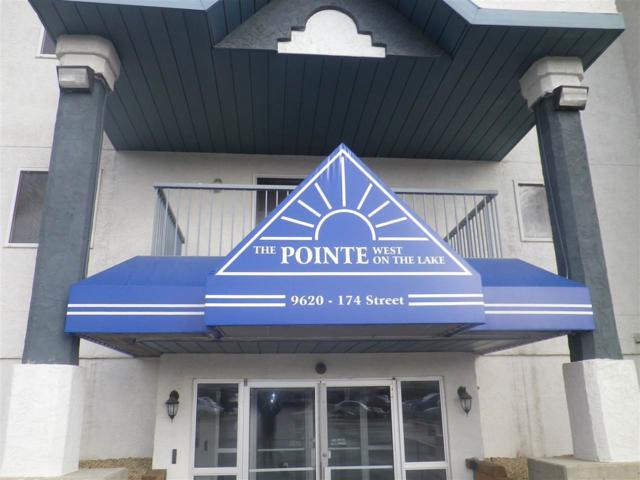 323 9620 174 Street, Edmonton, AB T5T 6B9 (#E4134499) :: The Foundry Real Estate Company