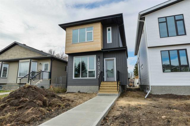 10326 160 Street, Edmonton, AB T5P 3G3 (#E4134561) :: The Foundry Real Estate Company
