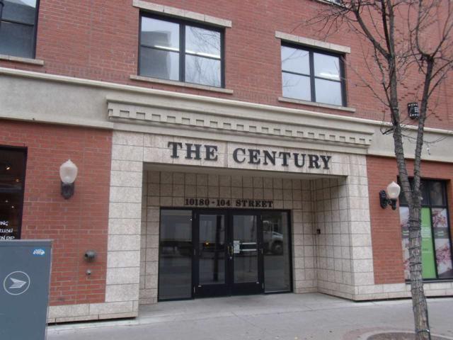 1508 10180 104 Street, Edmonton, AB T5J 1A7 (#E4134669) :: The Foundry Real Estate Company