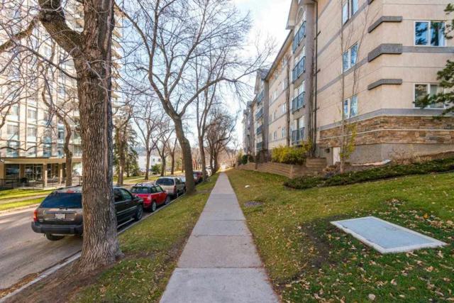 303 10403 98 AV, Edmonton, AB T5K 2Y5 (#E4134695) :: The Foundry Real Estate Company