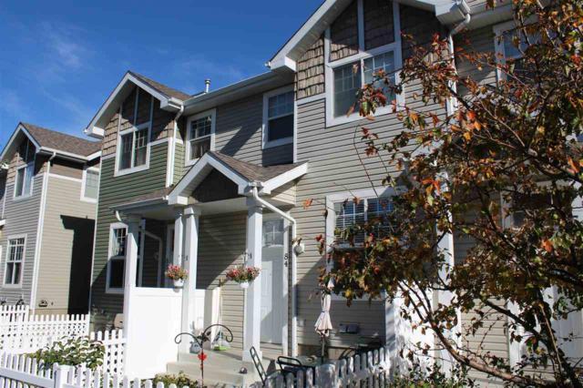#84-5604 199 Street, Edmonton, AB T6H 1Z9 (#E4134715) :: The Foundry Real Estate Company