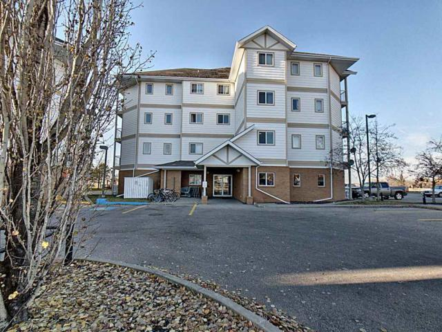 107 9932 100 Avenue, Fort Saskatchewan, AB T8L 4L2 (#E4135005) :: The Foundry Real Estate Company