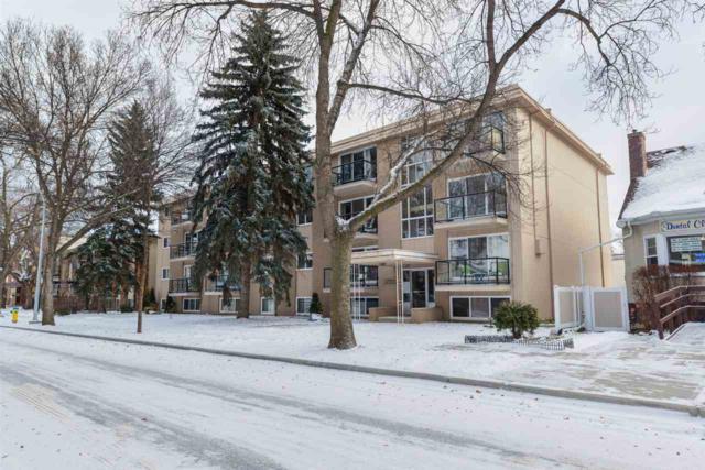 207 10633 81 Avenue, Edmonton, AB T6E 1Y1 (#E4135093) :: The Foundry Real Estate Company