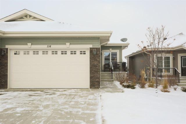 114 50 Windrose Drive, Leduc, AB T9E 0W9 (#E4135100) :: The Foundry Real Estate Company