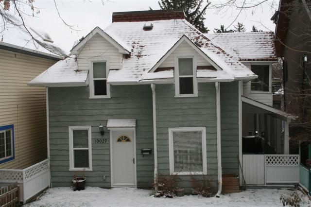 10027 94 Street, Edmonton, AB T5H 1Z4 (#E4135105) :: The Foundry Real Estate Company