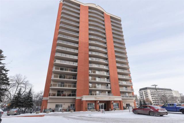 1106 9741 110 Street, Edmonton, AB T5K 2V8 (#E4135176) :: The Foundry Real Estate Company