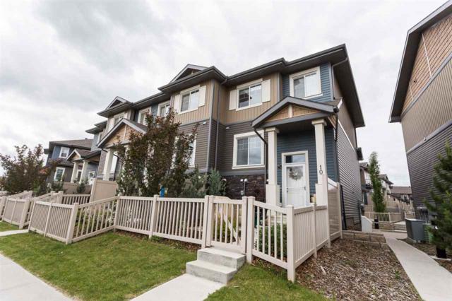 #10 1030 Chappelle Boulevard, Edmonton, AB T6W 2K7 (#E4135177) :: Müve Team | RE/MAX Elite