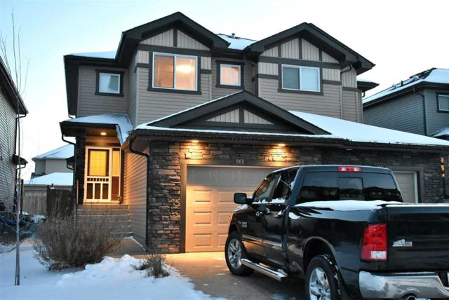5 Meadowland Crescent, Spruce Grove, AB T7X 0P9 (#E4135284) :: Müve Team | RE/MAX Elite