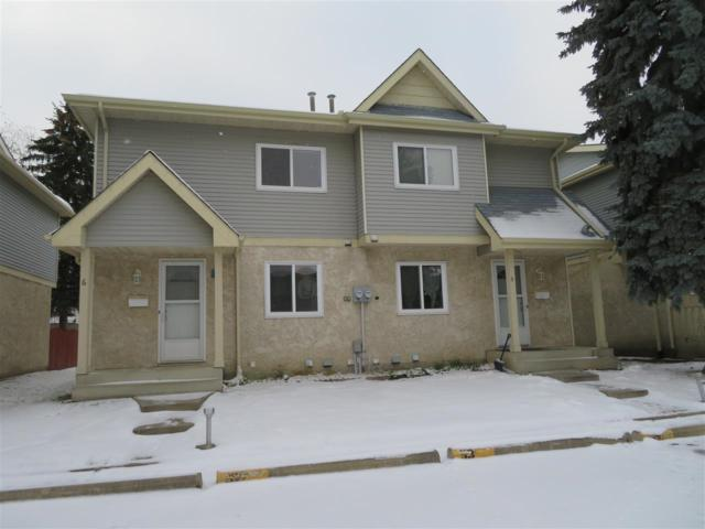#6 9619 180 Street, Edmonton, AB T5T 4L9 (#E4135286) :: The Foundry Real Estate Company