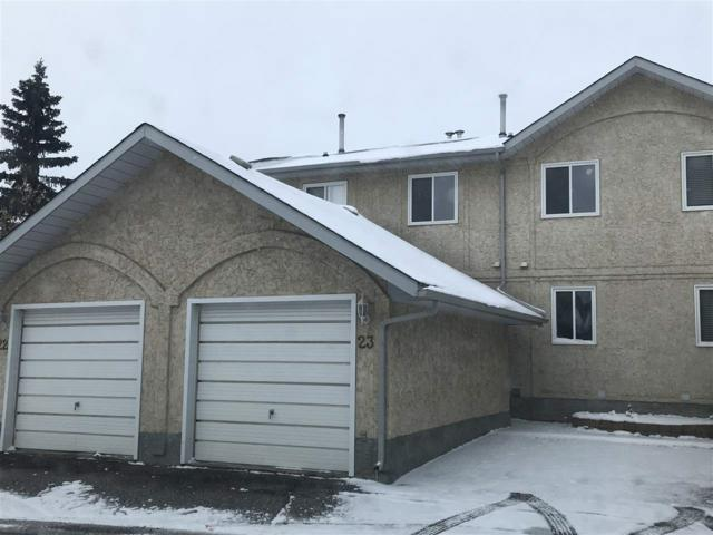 23 14803 34 Street NW, Edmonton, AB T5Y 2L3 (#E4135427) :: The Foundry Real Estate Company