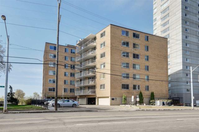 604 12207 Jasper Avenue, Edmonton, AB T5N 3K2 (#E4135552) :: The Foundry Real Estate Company
