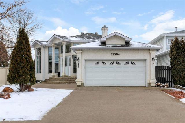 15504 59 Street, Edmonton, AB T5Y 2V5 (#E4135580) :: The Foundry Real Estate Company