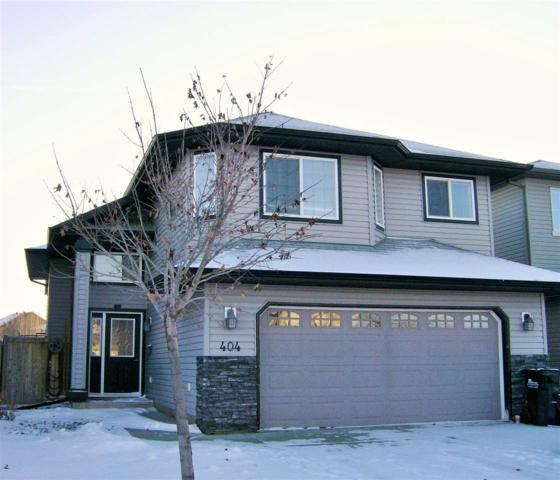 404 Foxtail Link, Sherwood Park, AB T8A 3H6 (#E4135602) :: The Foundry Real Estate Company