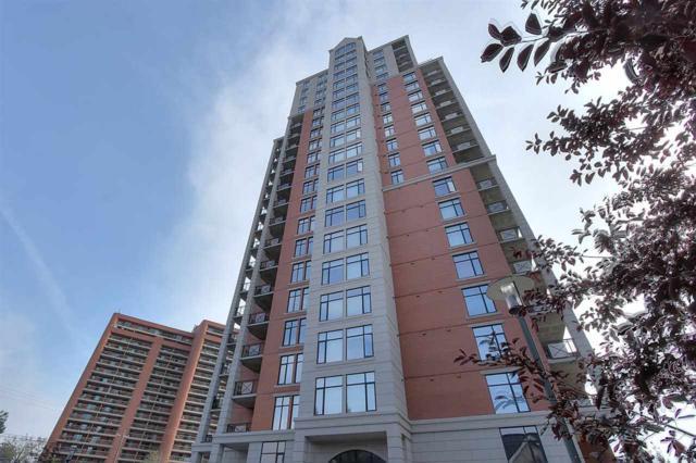 308 9020 Jasper Avenue, Edmonton, AB T5H 3S8 (#E4135634) :: The Foundry Real Estate Company