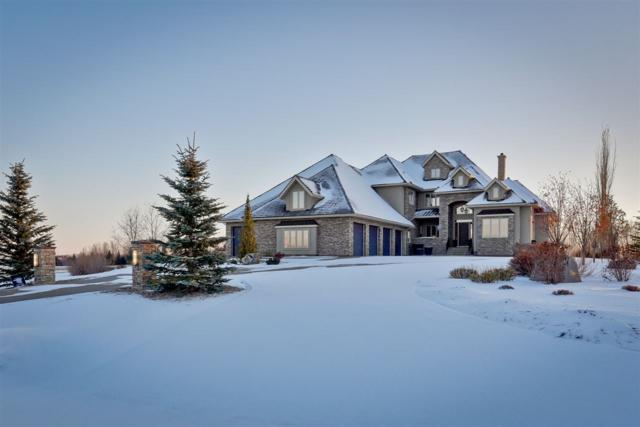11 Estates At Blackhawk, Rural Parkland County, AB T7Y 1A8 (#E4135646) :: The Foundry Real Estate Company