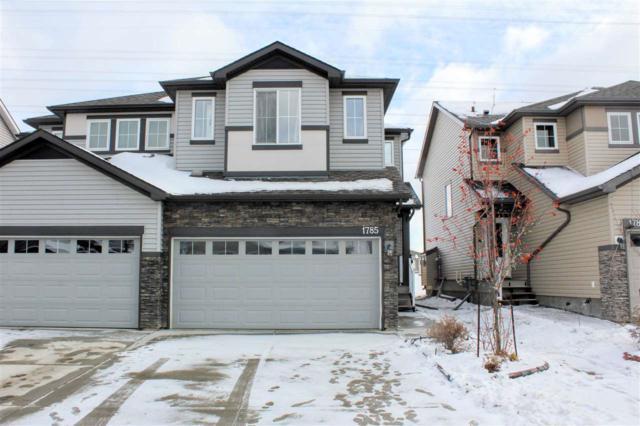1785 28 Street, Edmonton, AB T6T 0S7 (#E4135671) :: The Foundry Real Estate Company