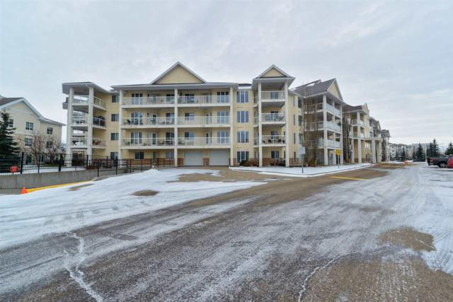 303 2741 55 Street, Edmonton, AB T6L 7G7 (#E4135691) :: The Foundry Real Estate Company