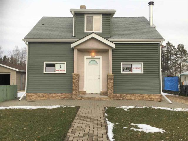 5127 52 Street, Warburg, AB T0C 2T0 (#E4135901) :: The Foundry Real Estate Company