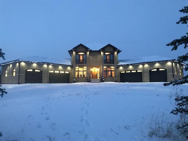 60 50535 Range Road 233, Rural Leduc County, AB T4X 0L4 (#E4136075) :: The Foundry Real Estate Company