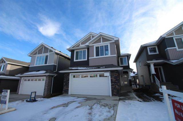 3870 Robins Crescent, Edmonton, AB T5S 0M8 (#E4136082) :: The Foundry Real Estate Company